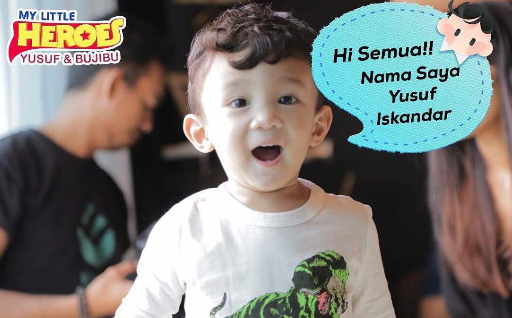 Rahsia Little Hero Yusuf Cerdas & Aktif — Rupanya Ini 10 Amalan Daddy Hairul, Ibu Bapa Mohon Baca
