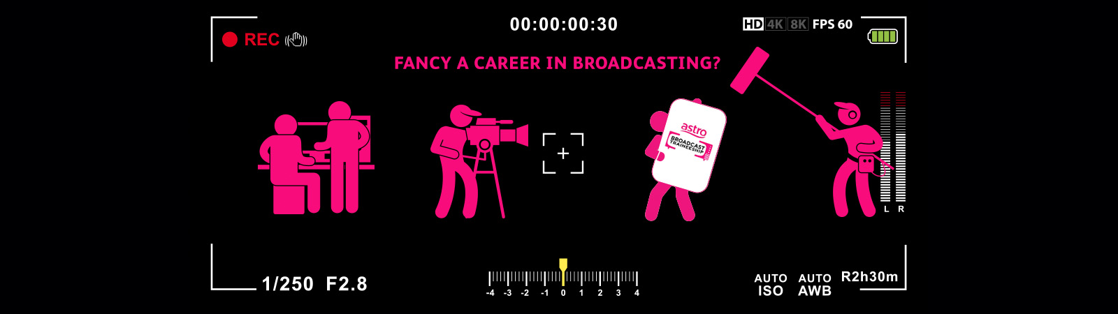 ASTRO BROADCAST TRAINEESHIP 2019…is now open!
