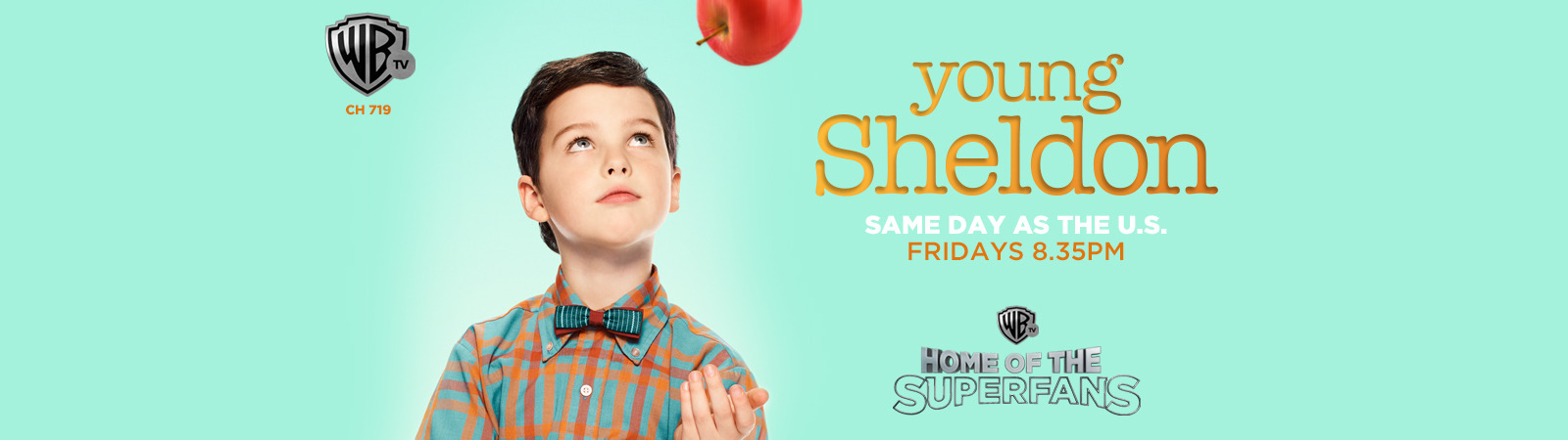 Warner - Young Sheldon