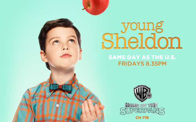 Warner - Young Sheldon Mobile